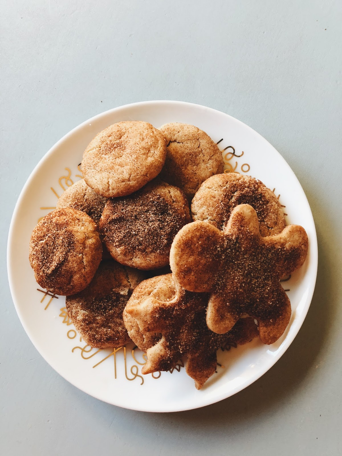 easy homemade snickerdoodles