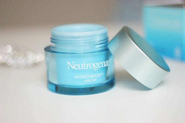 Neutrogena Hydro Boost Water Gel small bottle