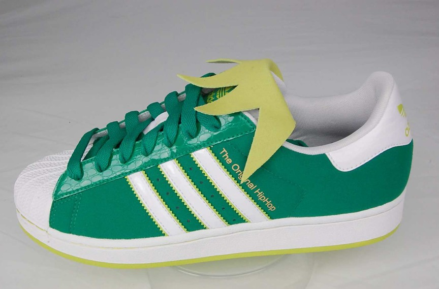 The Blot Says The Muppets Edition Adidas Originals Sneaker