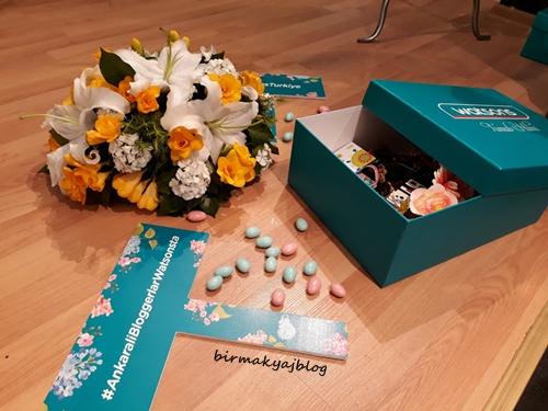 8 Nisan 2017 Watsons  Ankara Tunalı Hilmi Açılışı