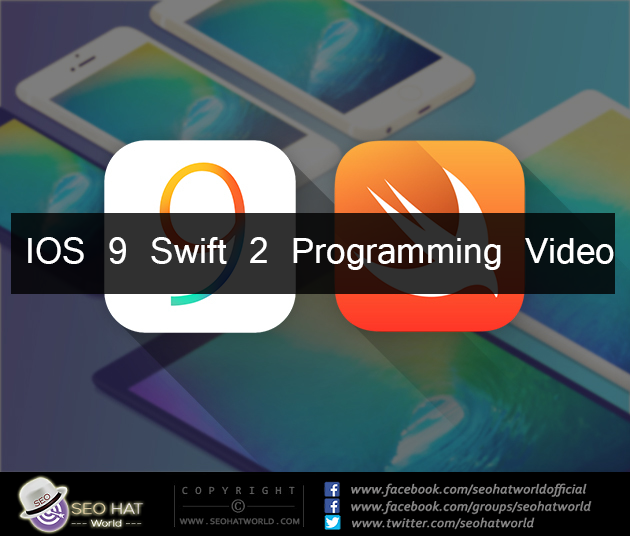 Download IOS 9 Swift 2 Programming Video Course Free