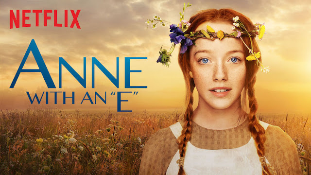 "revue Anne with an ""E"" Netflix"