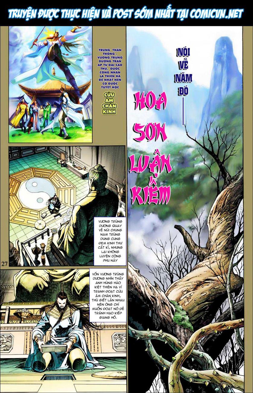 Anh Hùng Xạ Điêu anh hùng xạ đêu chap 40 trang 27