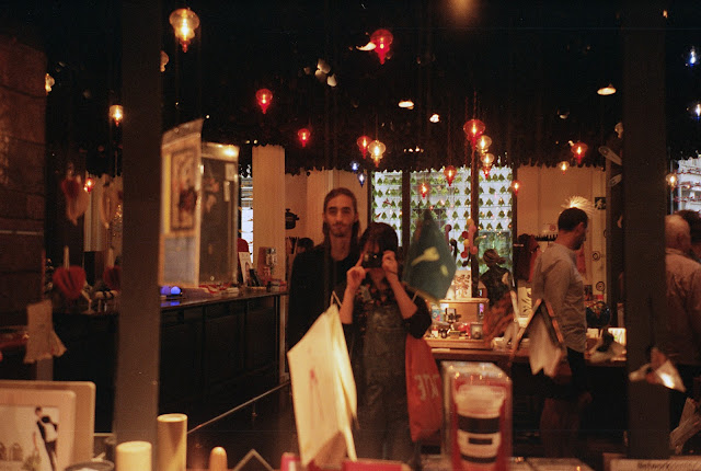 Barcelona Shop Interior