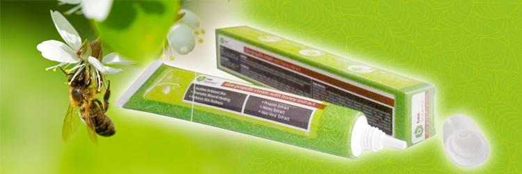 Aloe Propolis Cream with Honey Extract