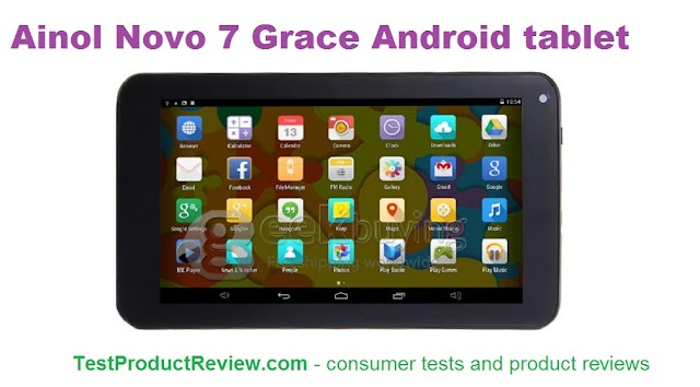Ainol Novo 7 Grace 7 inch Android tablet
