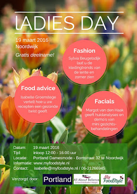 Affiche Ladies Day - Lente editie
