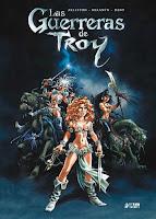 Las guerreras de Troy