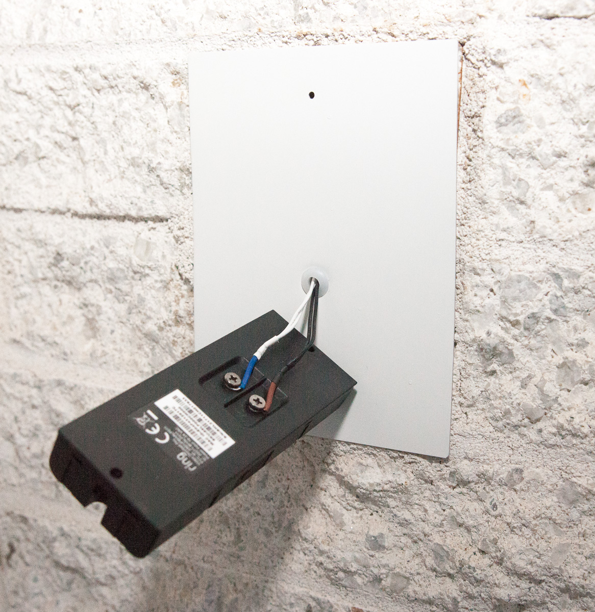 Connect the wires to the back of the Ring Pro & Glen\u0027s Home Automation: Installing the Ring Pro Video Doorbell ...