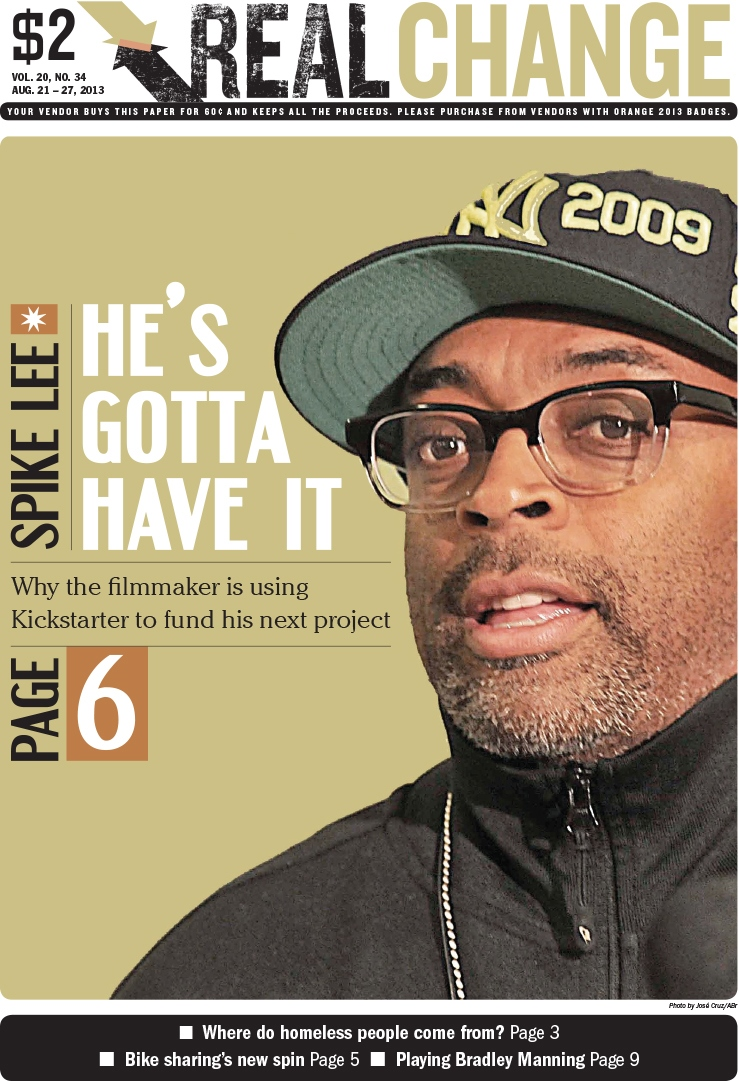 The Big Issue in the North's (UK) Spike Lee interview republished in