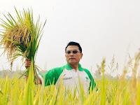 Panglima Tani Semangati Petani Muda Indonesia