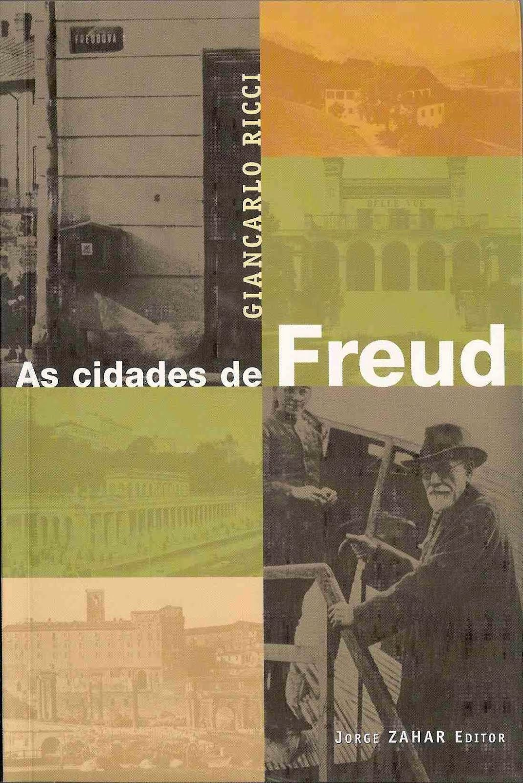 AS CIDADES DE FREUD di G.RICCI