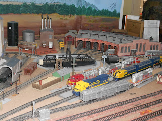 belen new mexico model railroad display