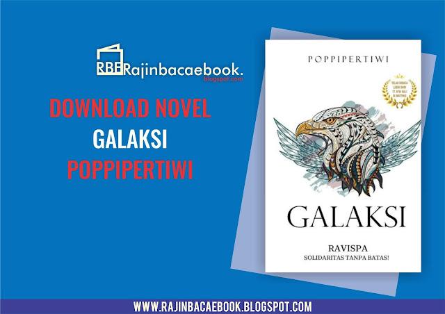 download novel galaksi pdf
