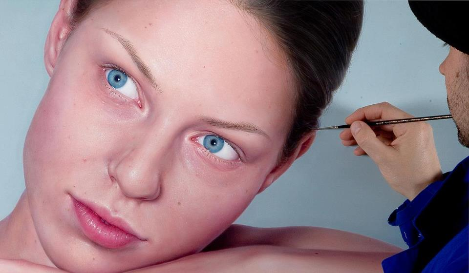 10-Deep-in-Thought-Antonio-Castelló-Avilleira-Visual-Art-with-Hyper-Realistic-Paintings-www-designstack-co