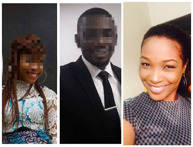 Scorned Nigerian lady calls out ex-boyfriend who allegedly cheated on her