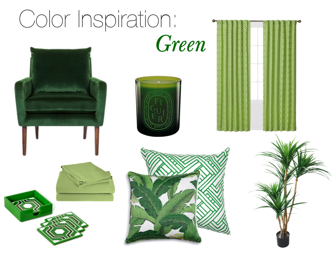 Color Inspiration: Chelsea Lane & Co. : Color Inspiration: Green