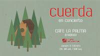 Concierto de Cuerda en Café la Palma
