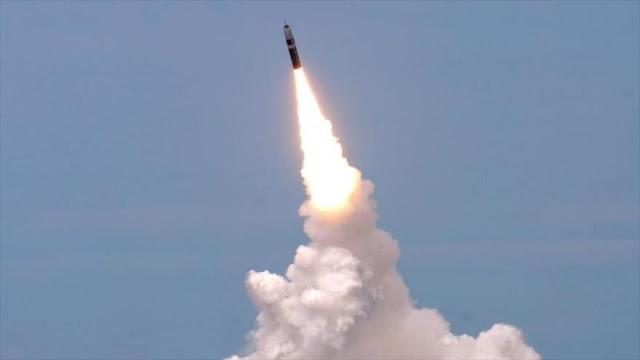 Nuevo misil balístico subacuático chino supera sus rivales de EEUU