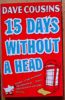 Cover for 15 Days Without A Head by Dave Cousins