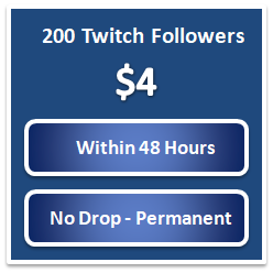 200 buy real twitch viewers