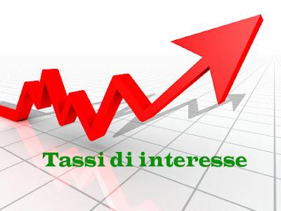 Tassi di interesse USA; investimenti in borsa, obbligazioni, titoli di Stato ( effetti )