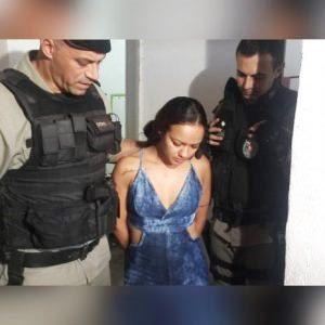 Na Paraíba, mulher diz que não se arrepende de roubar dinheiro de loja para gastar em festa