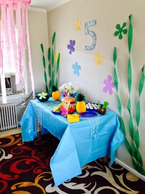 Fiestas Infantiles de Bob Esponja