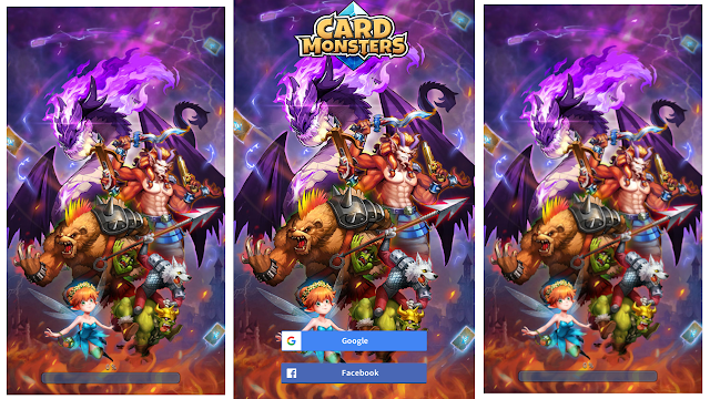 Total Size Game Android Card Monsters: 3 Minute Duels - Seru dan Mainnya Mudah
