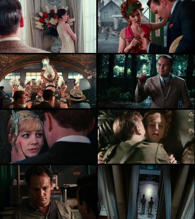 The Great Gatsby 2013 Dual Audio Hindi 480p BluRay