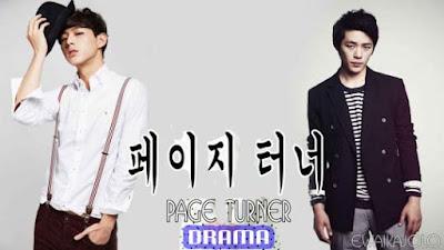 Biodata Pemeran Drama Korea Page Turner