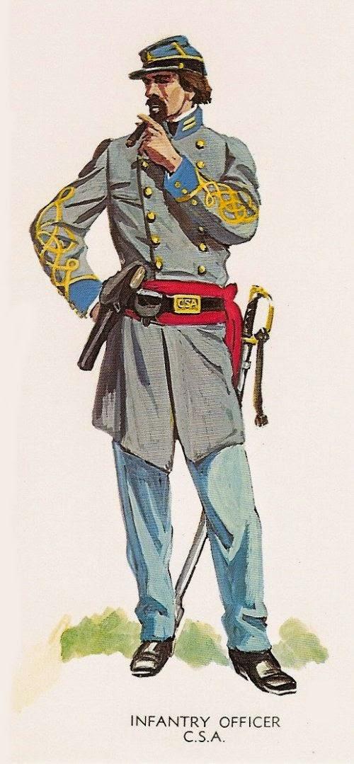 Confederate 1st Lieutenant picture 3