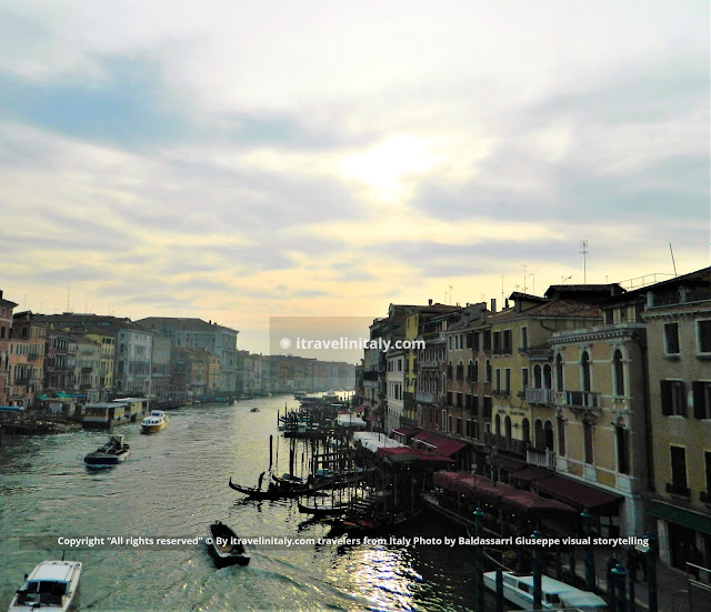 "Canal Grande Venice Copyright ""All rights reserved"" © By itravelinitaly.com travelers from Italy Photo by Baldassarri Giuseppe visual storytelling"