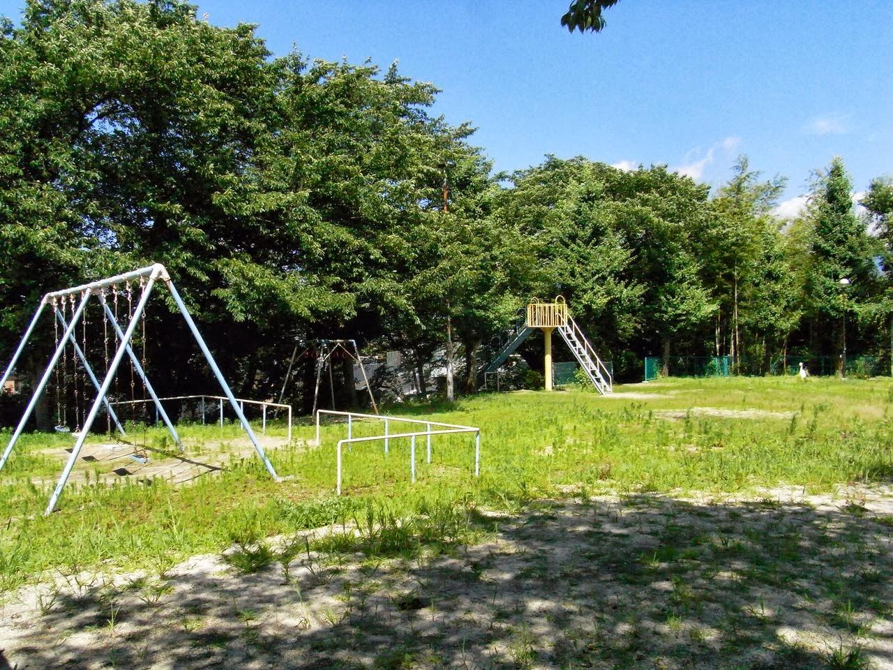 東栄公園(長野県飯田市)