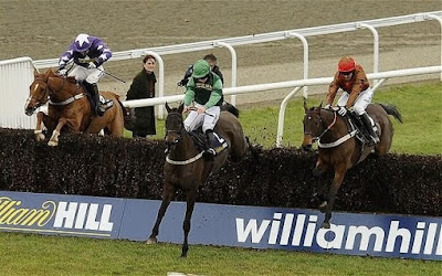 Horse racing odds at William Hill