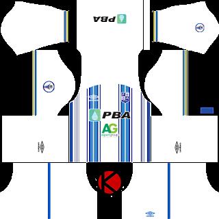 Penang FA 2016 Kits - Dream League Soccer