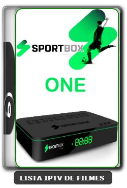 Sportbox One Nova Atualização Melhorias No Sistema V1.12 - 21-02-2020