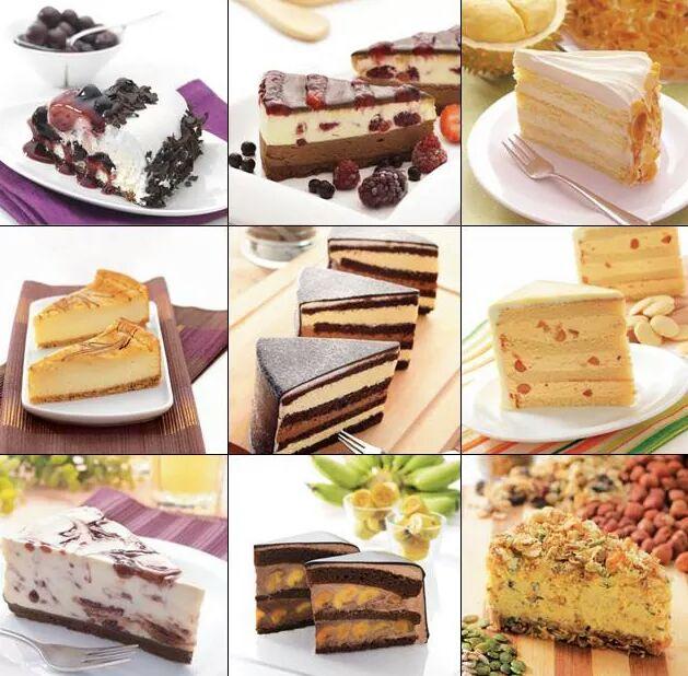 【全马分行】Secret Recipe 蛋糕一律折扣RM21!赶快分享给身边的吃货吧~
