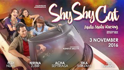 Lirik : Acha Septriasa - Asoy Geboy (OST. Shy Shy Cat)