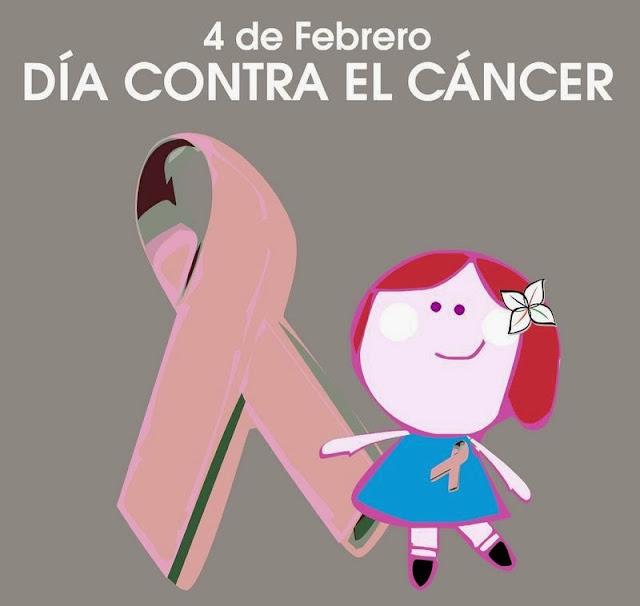 Día internacional contra el cáncer