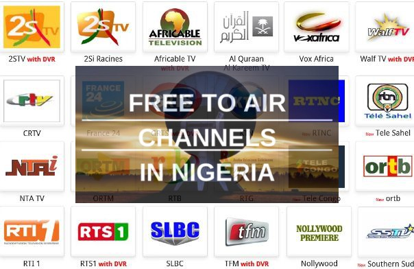 what are the Free to Air (FTA) Channels in Nigeria 2017?