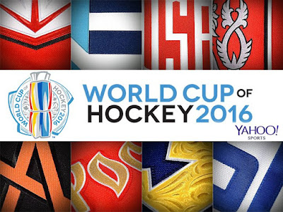 World Cup Hockey Jersey