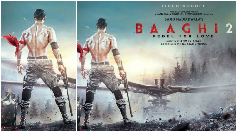 Baaghi 2 Movie Screenshot