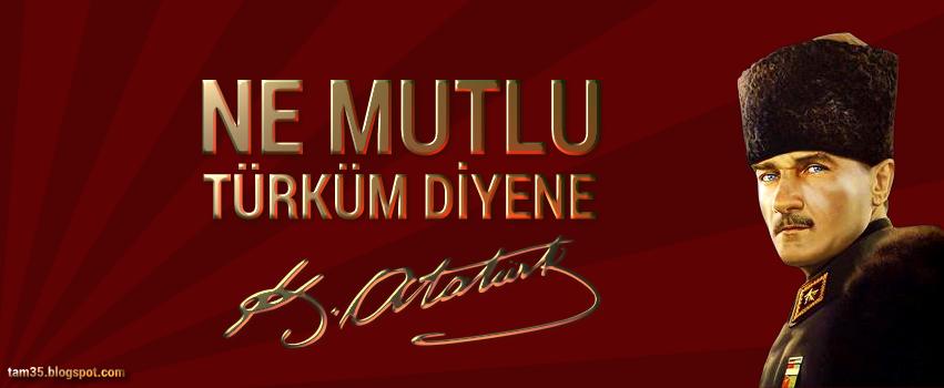 Facebook Atatürk Kapak Fotoğrafları