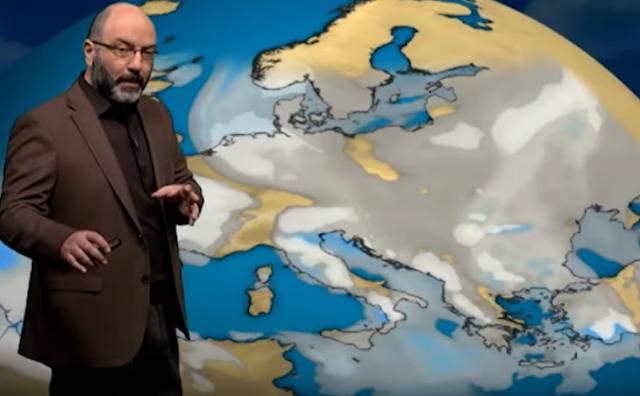 Σάκης Αρναούτογλου: Προσοχή το επόμενο 24ωρο