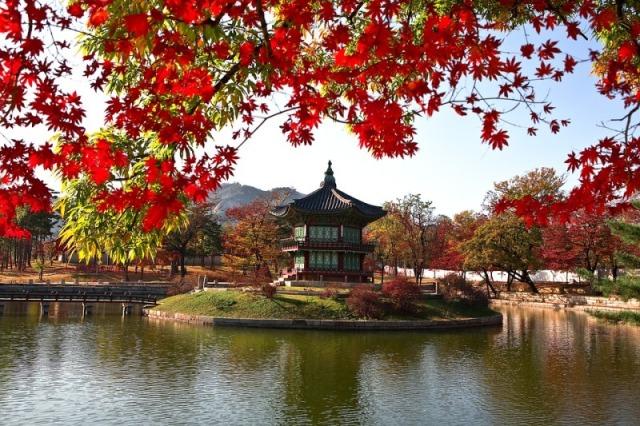 Gyeongbok Palace, Seoul
