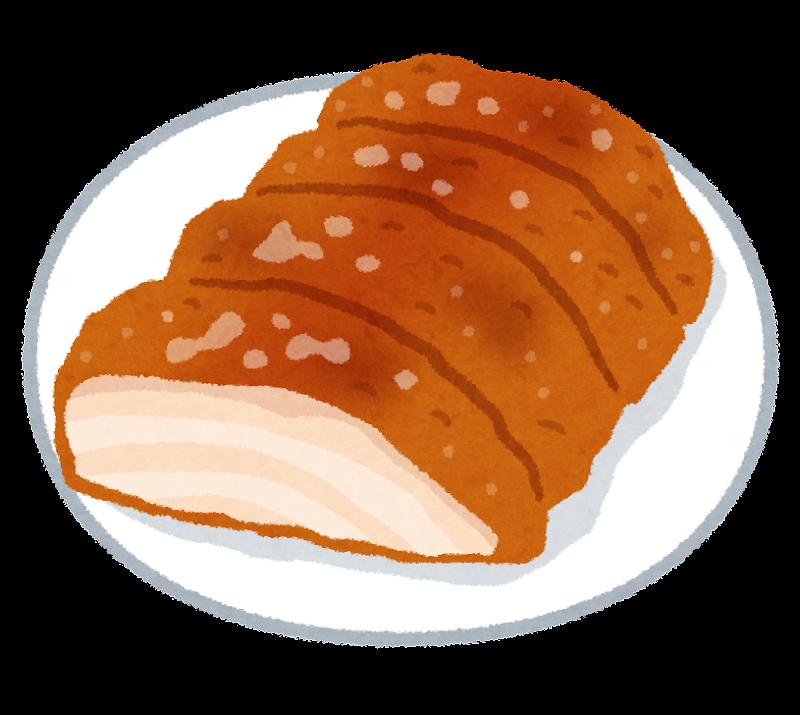 鶏の照り焼きのイラスト かわいいフリー素材集 いらすとや