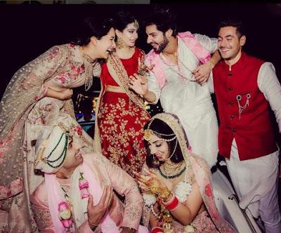 Karan-Wahi-sister-wedding