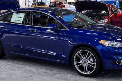 Ford Fusion Steering Wheel Recall