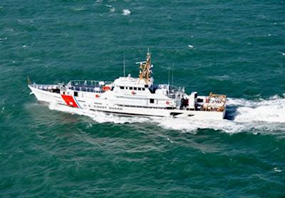 USCG Fast Response Patrol Boat